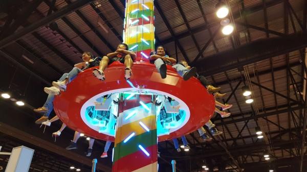 Spring ride Rotating 10Mt 12 seats 2